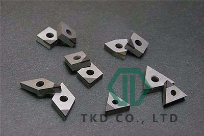 PCD grinding characteristics and PCD tool edge grinding technology