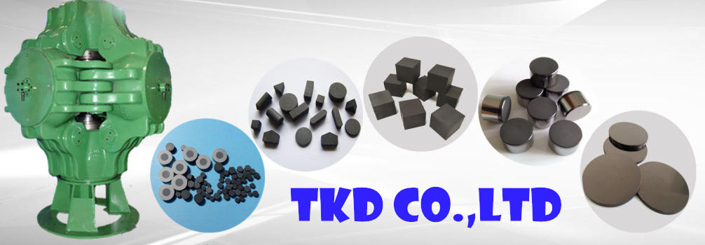 Knowledge of polycrystalline diamond PCD